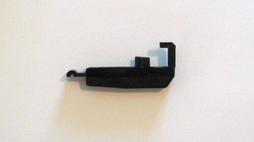 Casio Keyboard Replacement Part Mid Sized Black Key for Many MT Models and CZ101