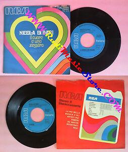 LP-45-7-039-039-NICOLA-DI-BARI-Il-cuore-e-039-uno-zingaro-Agnese-1971-italy-RCA-no-cd-mc