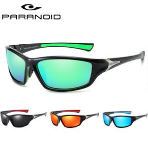 Men Sports Polarized Sunglasses Ourdoor Driving Riding Fishing UV400 Glasses