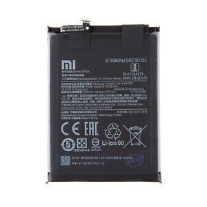 Batteria Ricambio Originale Xiaomi BN54 5020 mAh per Redmi 9 Redmi Note 9