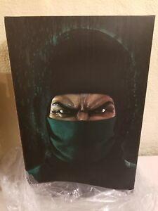 Nouveau Pcs Pop Culture Shock 1/3 Statue Exclusive De Mortal Kombat Reptile