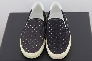 Saint Size 5 Laurent 40 Slip Ons Star Paris 11qRzr