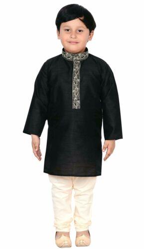 Pakistani Boys kids Kurta Sherwani with pajama for EId /& Wedding Outfit 913 UK