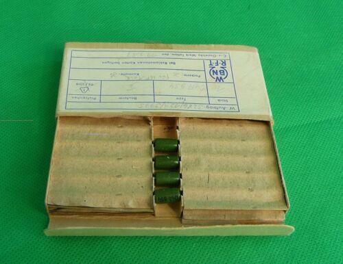 Diode O4A 654  2x 2 Pärchendioden DDR Originalverpackung 1957