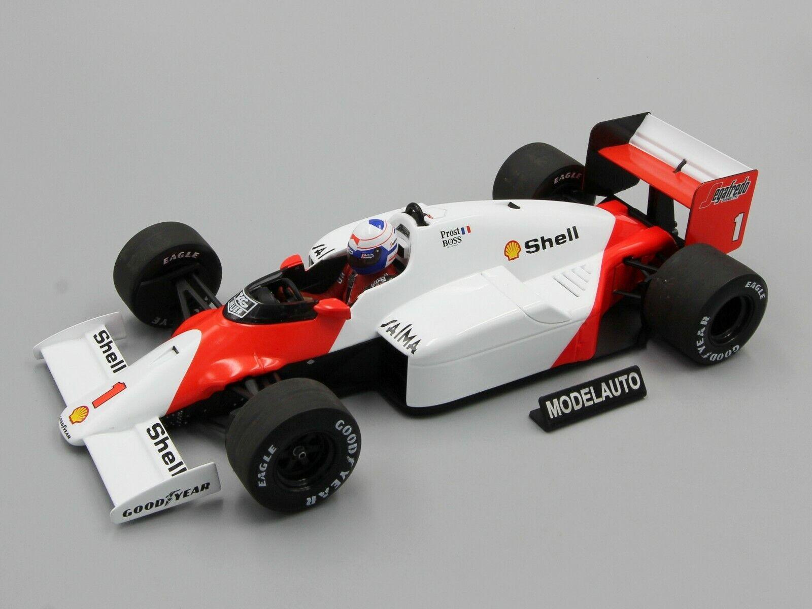 Minichamps 1 18 McLaren Tag MP4 2C Alain Prost 1986