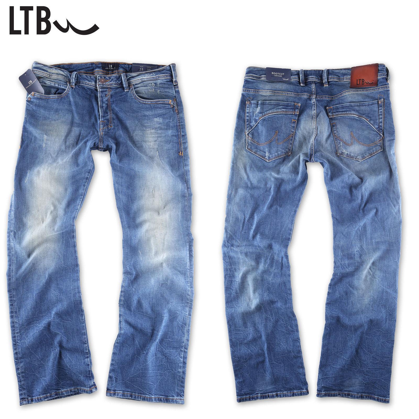 LTB Herren Jeans Hose Roden Timor Blau wash Neu Neu Neu Grössen wählbar  LA ccdeee