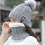 Winter-Warm-Women-039-s-Ladies-Hat-And-Scarf-Set-Knitted-Neck-Warmer-Beanie-Ski-Cap thumbnail 10