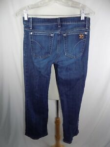 26 Elast Sz X Provacateur Jeans Joe's Cotton Fit 30 28 Denim Blue Kvinders Rqntn10