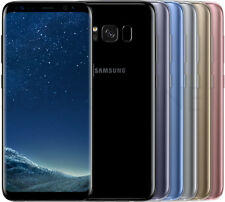 "Samsung Galaxy S8 SM-G950FD (FACTORY UNLOCKED) 5.8"" 64GB Black Silver Gold Blue"