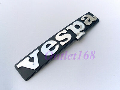 VESPA PX 150 E 1981 1984 TOP HORNCAST LONG PIAGGIO BADGE