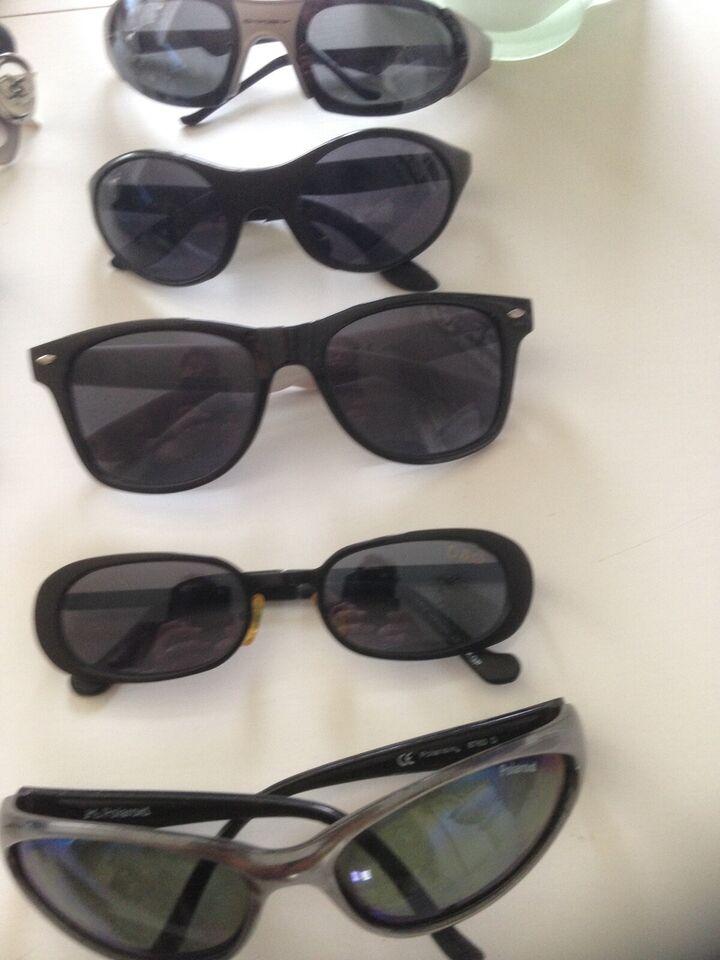 Solbriller unisex, DIV