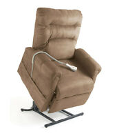 Pride C5 Electric Lift Chair - Chocolate Colour Brand