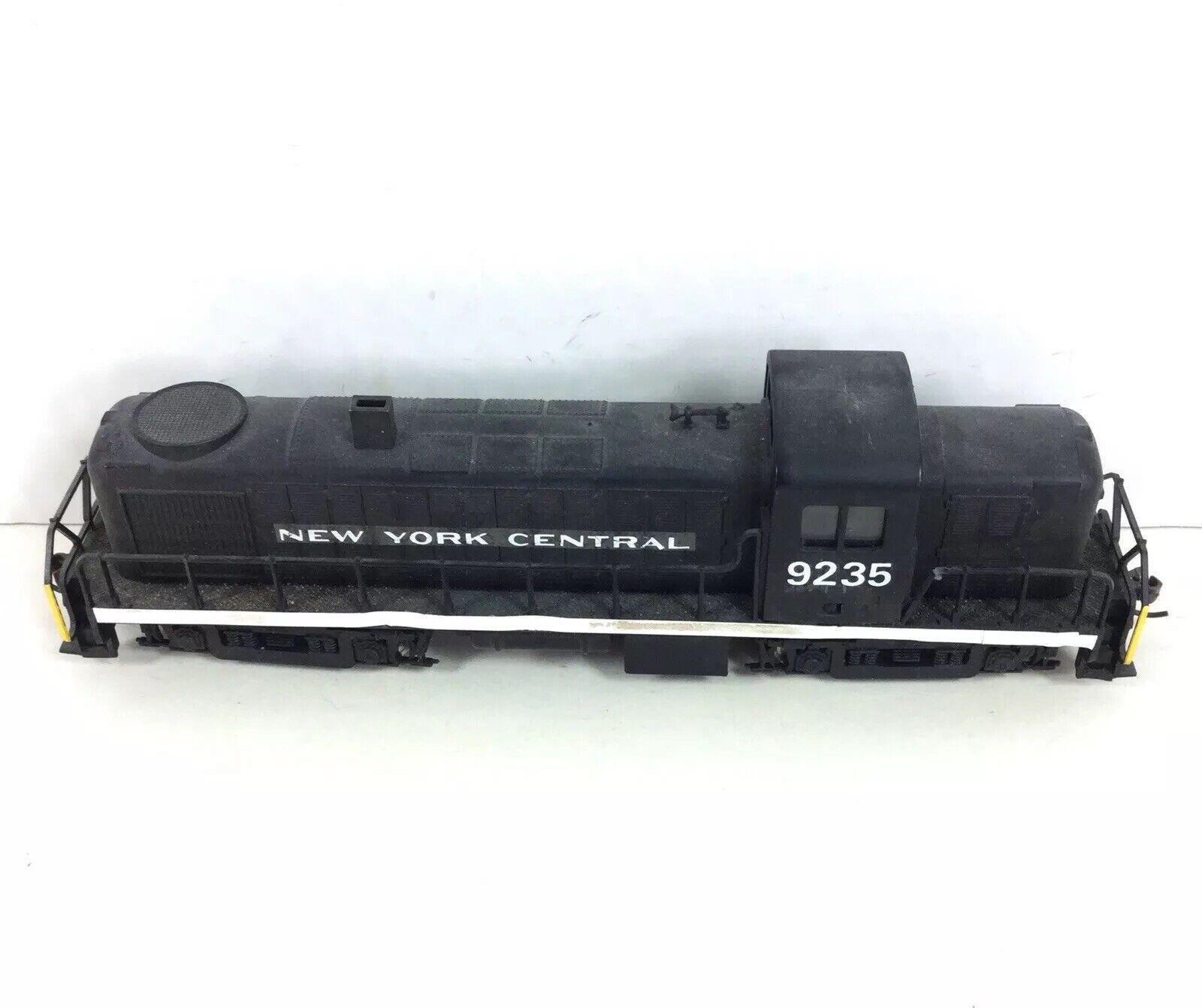 RSO Escala Ho Nueva York Central 9235 Motor Diesel Maniquí Vintage Sin Probar