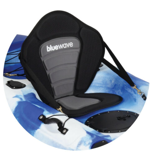 Bluewave Kayak SeatComfortable BackrestFoam Chair for Crest Convoy Dart