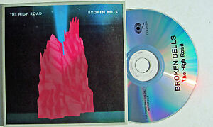 BROKEN-BELLS-CD-The-High-Road-UK-1-TRACK-PROMO-2009