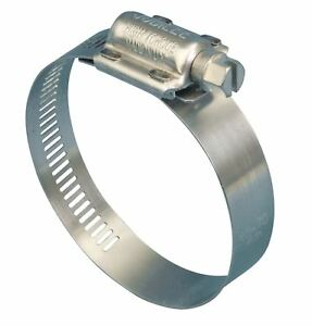 Mikalor 5 X 30-45mm Stainless W2 Worm Drive Hose Clip