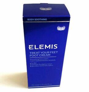 elemis treat your feet foot cream