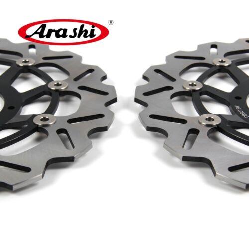 For HONDA CBR600RR 2003-2015 Front Brake Disc Rotors CBR 600 RR 2014 2013 2012