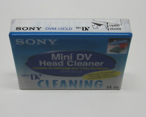 1 Sony Vx2000 Mini Dv Head Cleaning Tape For Vx2000 Vx2100 Vx2200 Pd150 Pd170 894563851236 Ebay