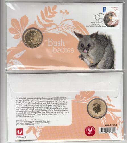 Possum $1.00 coin PNC 2013 Bush Babies Original cost $15 ...