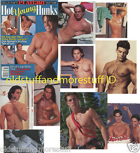 Young hairy hunk men you tried?