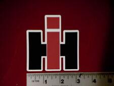 IH sticker decal small Case IH International Harvester IMCA NHRA USRA