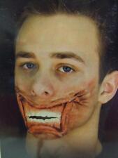 Woochie aparato del látex ~ Rústica Boca ~ Horror Maquillaje ~ Halloween