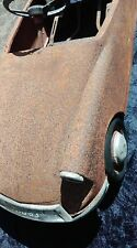 ANCIENNE VOITURE A PÉDALE CITROEN DS 1963 MG métal,loft,usine,vintage,atelier