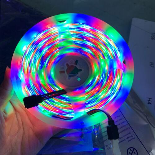 16.4ft Tiras De Luces LED Para Decoracion Habitacion Interior Impermeable Tira