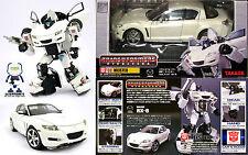TRANSFORMERS Takara Transformers Binaltech BT-08 Meister / Jazz Mazda RX-8 MIB
