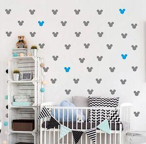 Mickey-Mouse-Wall-Stickers-Set-De-Vinyle-Art-Decoration-Maison-36-Chambre