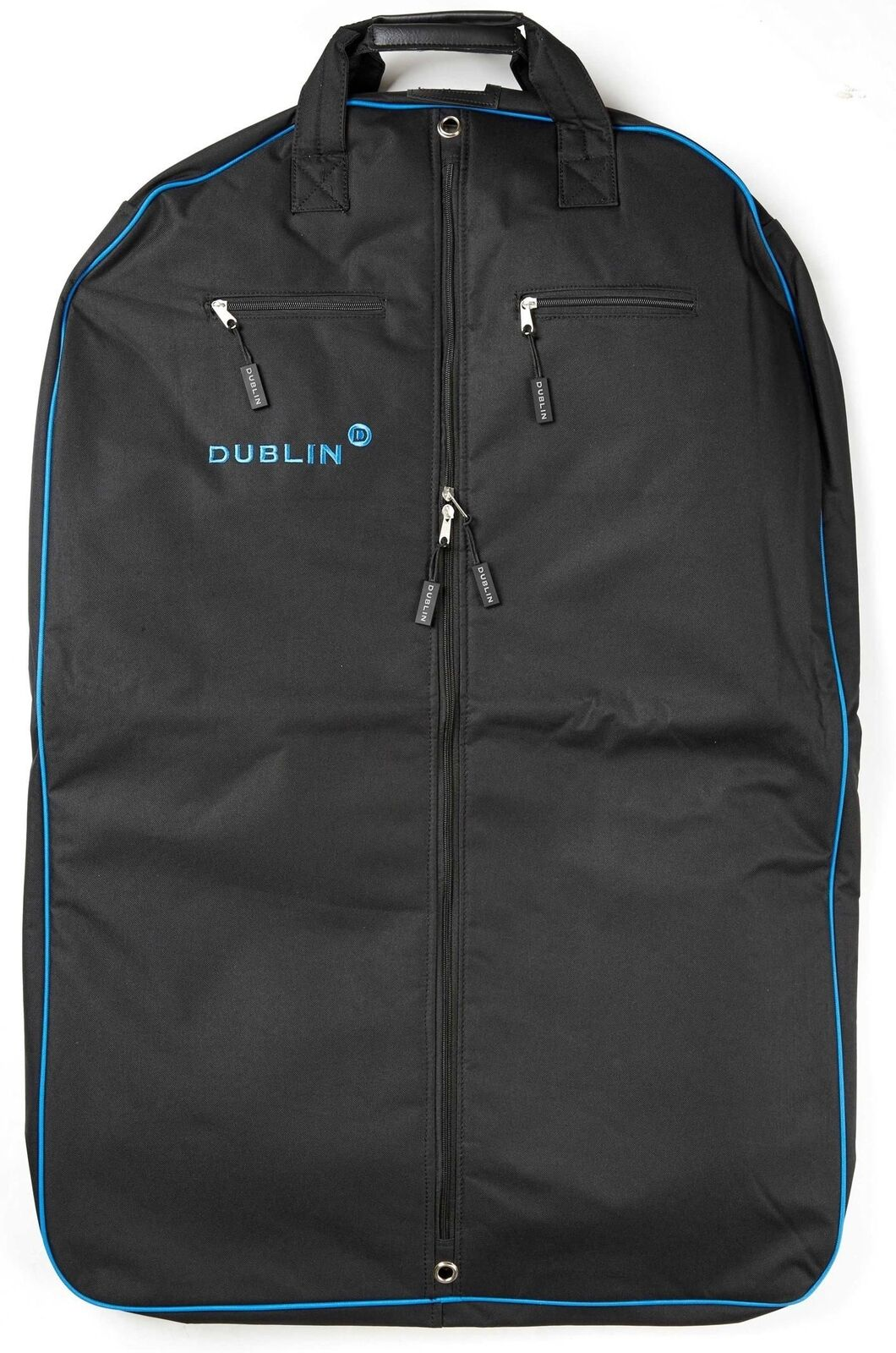 Dublin Imperial Coat Bag Zip up coat bag to prevent dirt getting inside. Carry h