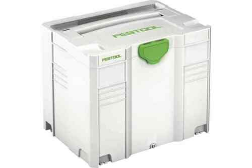 FESTOOL Systainer T-LOC SYS 4 TL 497566.