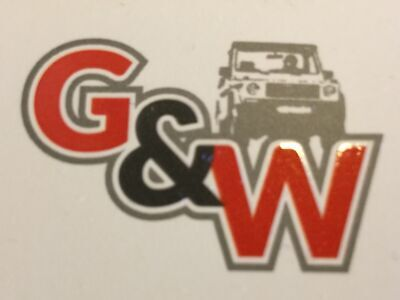 Mercedes G-KlasseTeile Vertrieb G&W