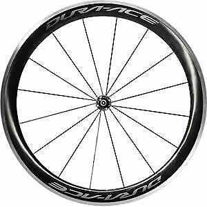 Shimano Dura-Ace WH-R9100-C60-CL  Dura-Ace wheel, Carbon clincher 50 mm front Q R  best prices and freshest styles