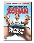 You Don't Mess With The Zohan 0043396277465 DVD Region 1