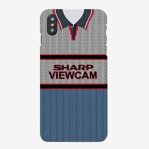 premium selection c7405 dd675 Details about Man Utd Retro Kit Shirt iPhone 5 SE 6 6s 7 8 Phone Cover Case  Manchester United