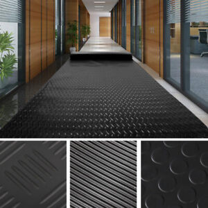 Ribbed Corrugated Floor Mat Gym