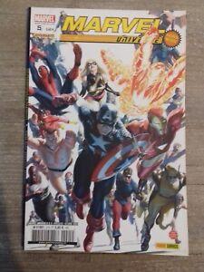 comics MARVEL UNIVERSE hors série n°5 2QyFlG7e-08125032-373057814