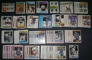 Potvin-Denis-O-Pee-Chee-Hockey-OPC-228-Card-Lot
