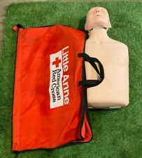 Laerdal Little Anne Cpr Ems Nursing Adult Training Manikin Torso Amp Bag