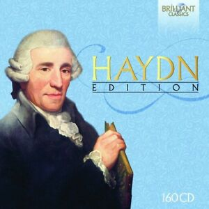 Haydn-Edition-Haydn-Joseph-160-CD-NEUF