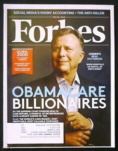 Forbes-Special-Issue-May-7-2012-Obamacare-Billionaires-Neal-Patterson