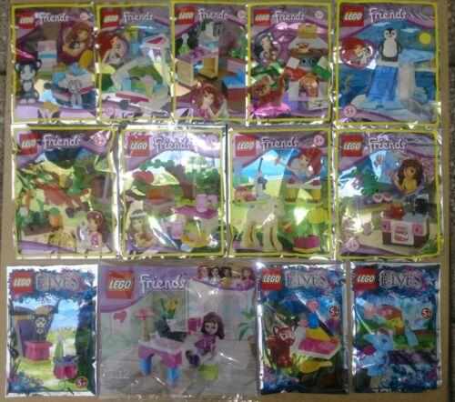 Adventskalender LEGO Friends 13 versch original verpackt Minisets