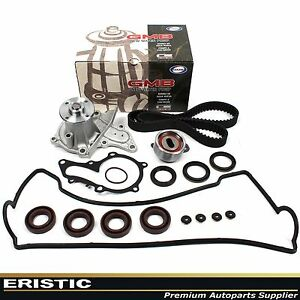 Timing Belt Water Pump Kit fits for 1994-1997 Toyota Celica 1993 1994 1995 1996 1997 Toyota Corolla 1.8L 16V DOHC 7AFE