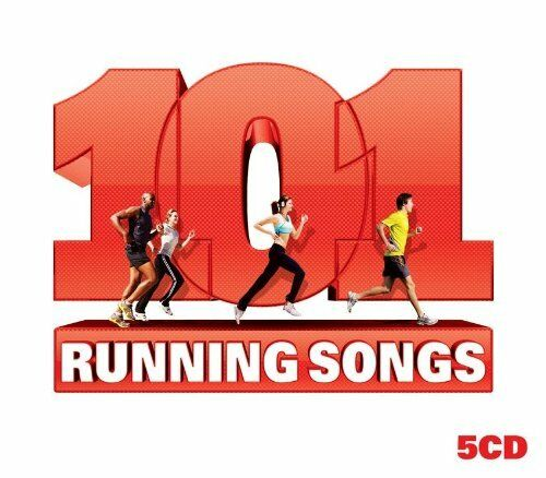 1 of 1 - 101 Running Songs -  CD VQVG The Cheap Fast Free Post