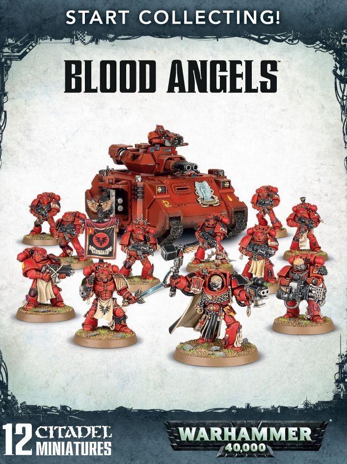il più economico Estrellat collecting Blood Angels estrellaTER giocos giocos giocos lavoronegozio Warhammer 40.000 70-41  presentando tutte le ultime tendenze della moda