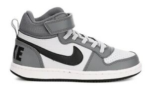 Nike-Court-Borough-Mid-Basketball-Shoes-Sneakers-Kids-Boys-Girls-Grade-School
