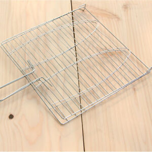 Stainless-Steel-BBQ-Barbecue-Grill-Grilling-Mesh-Wire-Net-Outdoor-Cooking