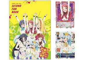 Zombie-Land-Saga-Segunda-Ventilador-Libro-Episodios-8-12-Anime-Detalle-amp-Arte-amp